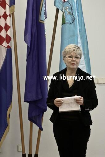 Liburnija.net: V.m.s. Katarina Dodić - Stručna djelatnica Udruge