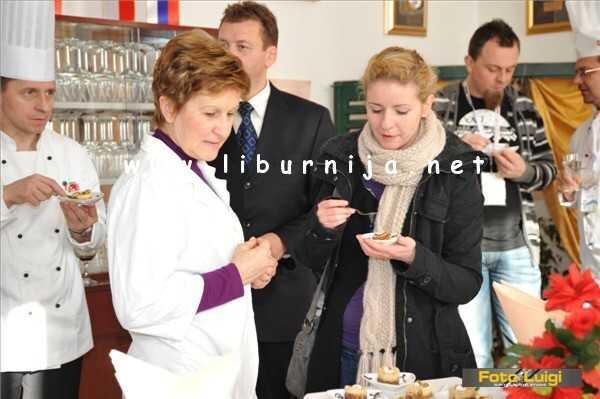 Liburnija.net: Primanje za donatore @ Ugostiteljska škola Opatija