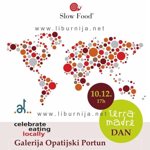 Liburnija.net: Akt in Terra Madre @ Opatijski portun