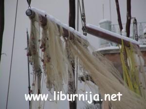 Liburnija.net: Sneh na Volosken... Spokoj i bjelina...
