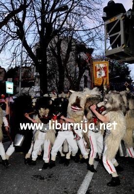 Liburnija.net: Doček Halubajskeh zvončari @ Kastav