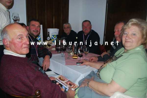 Liburnija.net: Duženje nakon natjecanja @ Stara Pošta, Permani