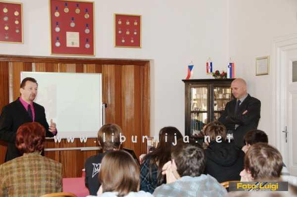 Liburnija.net: Predavanje o konjaku @ Ugostiteljska škola