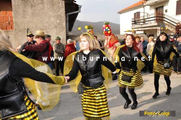 Liburnija.net: Brgujski zvončari u obilasku...