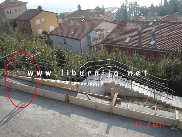 Liburnija.net: Sporni škalini @ Ičići