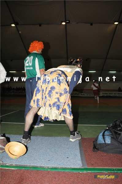 Liburnija.net: Maškarani malonogometni humanitarni turnir @ Opatija