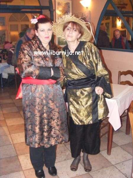 Liburnija.net: Suzi i Mandica - Vološćanske gejše @ Liburnija, Volosko