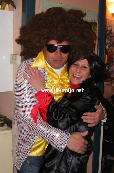 Liburnija.net: Carletto i Beba - Boney M & Halloween lady @ Liburnija, Volosko