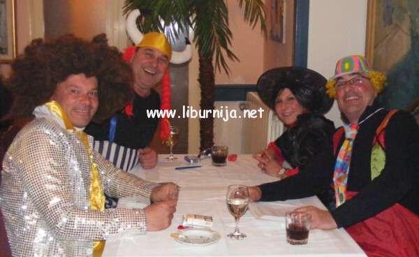 Liburnija.net: Carletto, Tex, Beba i Ćirula - popisani u smjeru kazaljke na satu... @ Liburnija, Volosko