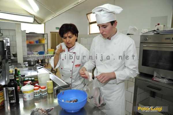 Liburnija.net: Stalnim usavršavanjem do vrhunskih rezultata @ Ugostiteljska škola Opatija