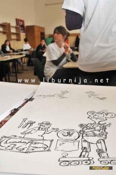 Liburnija.net: Na natjecanju grafike je bilo vremena i za strip @ Temišvar
