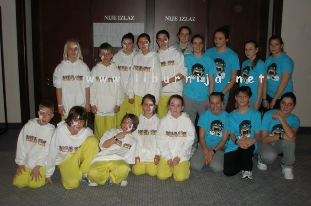 Liburnija.net: Plesači i plesačice opatijskog Studija za ples Boogie Town
