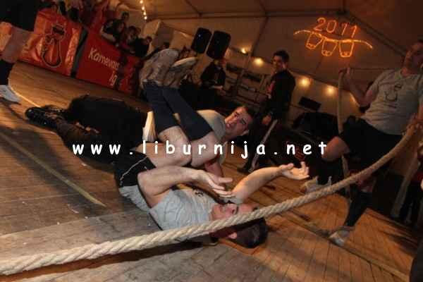 Liburnija.net: Karnevalske igre @ Matulji