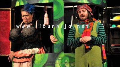 Predstava za mališane 'Grašak na zrnu kraljevne' ove nedjelje u opatijskom Gervaisu