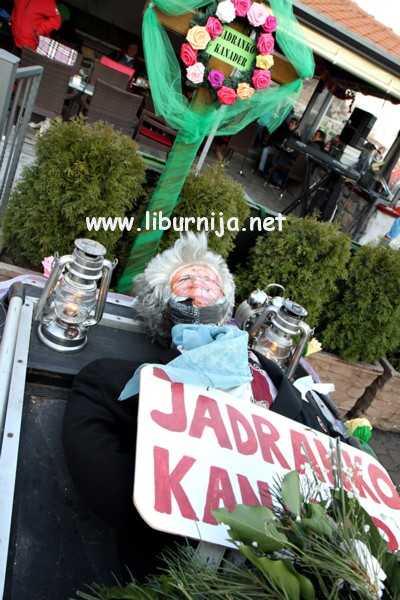 Liburnija.net: Jadranko Kanader spreman za oganj @ Matulji