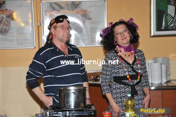 Liburnija.net: Udruga osoba s invaliditetom @ Pusni maneštra fest, Opatija