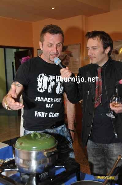 Liburnija.net: Mladen Kranjčec i Šajo @ Pusni maneštra fest, Opatija