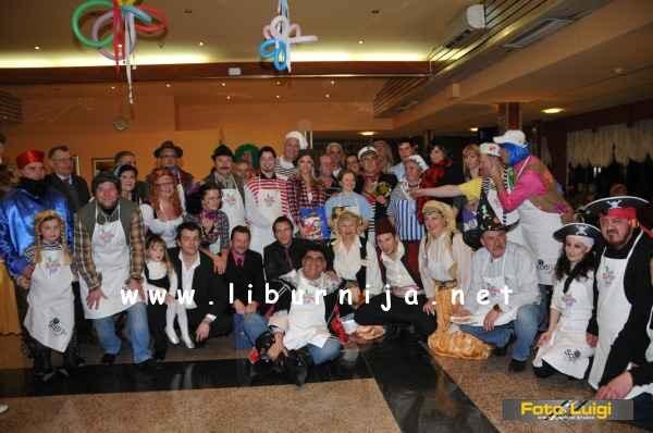 Liburnija.net: Zajednička @ Pusni maneštra fest, Opatija