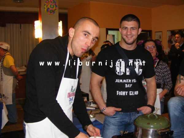 Liburnija.net: OFC - Ivan Stanić i Mladen Kujundžić @ Pusni maneštra fest, Opatija