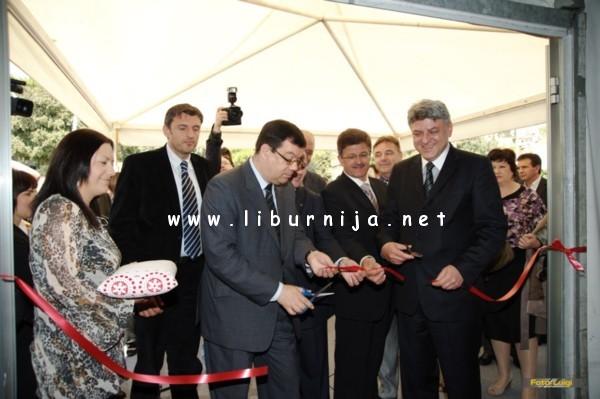 Liburnija.net: Svečano otvorenje Kvarner Expa '11. @ Opatija
