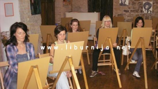 Liburnija.net: Kreativni zanos polaznika radionica @ Opatijski portun