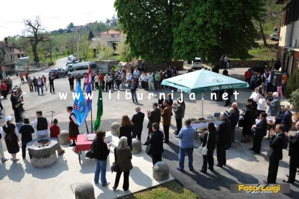 Liburnija.net: Svečano otvorenje vodovoda @ Liganj