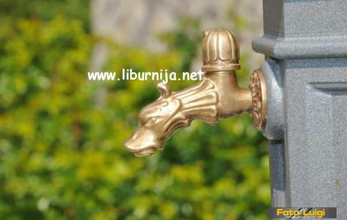 Zbog radova na vodovodu dio Lovrana će danas biti bez vode