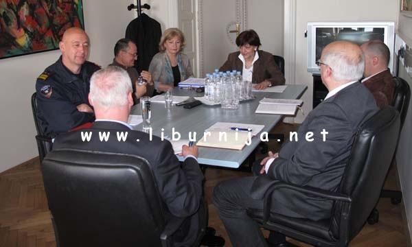 Liburnija.net: Opatijski Stožer zaštite i spašavanja