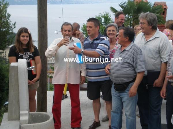 Liburnija.net: Prvi gut Učkarske vode @ Vasanska
