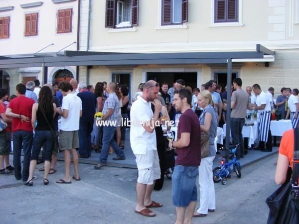 Liburnija.net: Svečano otvorenje Pizzerie Moho @ Volosko
