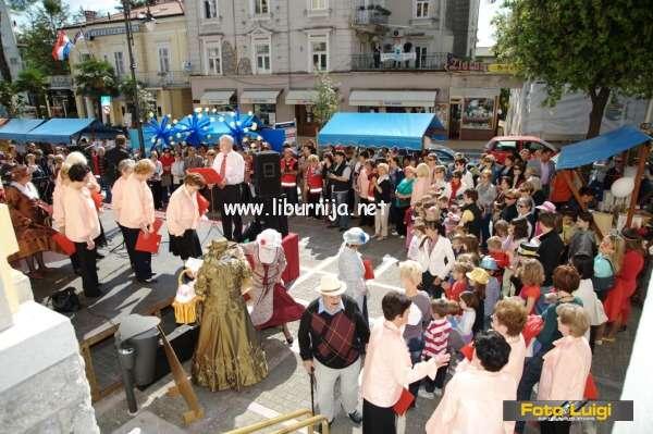 Liburnija.net: Otvoreni Dani zdravlja i rekreacije i obilježavanje Dana Europe @ Opatija