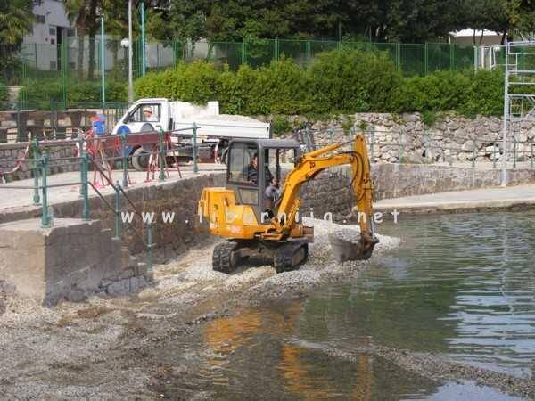 Arhiva: Došljunčavanje plaže @ Tomaševac