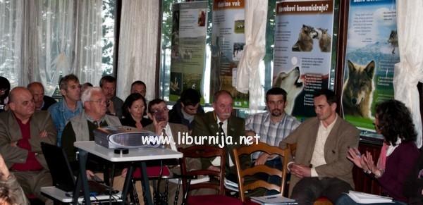 Liburnija.net: Javna tribina o pojavi vuka @ Učka