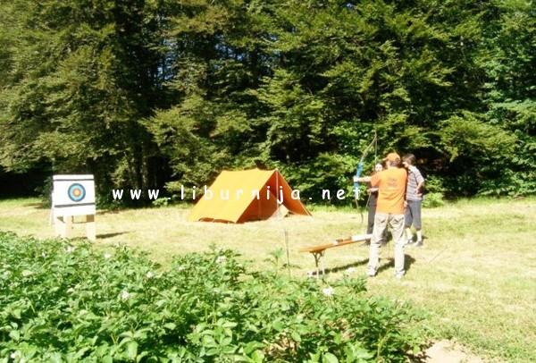Liburnija.net: Archery Day @ Učka