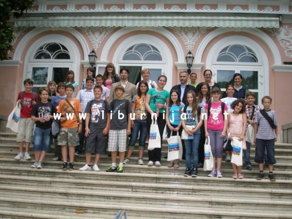 Liburnija.net: Novi saziv Dječjeg gradskog vijeća @ Opatija