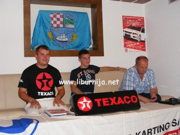 Liburnija.net: Igor Puž, Dino Butorac i Rajko Mulac @ Kon-tiki