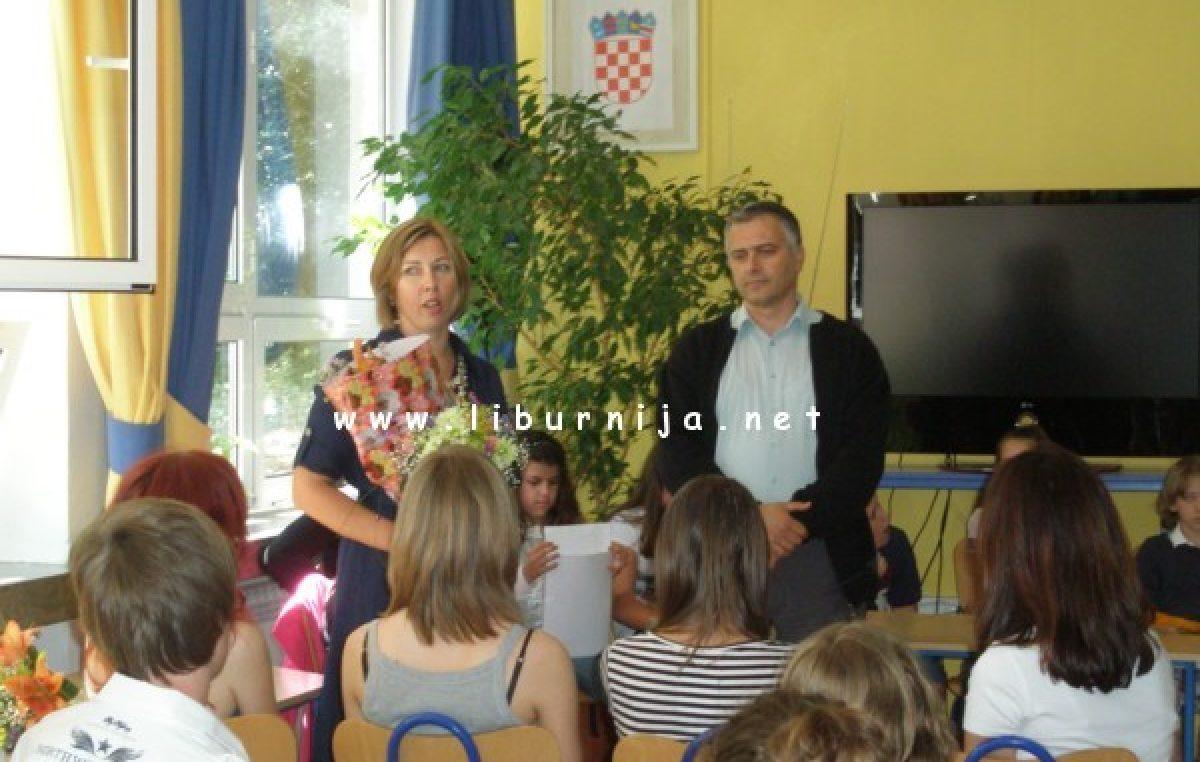 "Smjena na čelnom mjestu: Milana Međimorec v.d. ravnateljica Osnovne škole ""Rikard Katalinić Jeretov"""