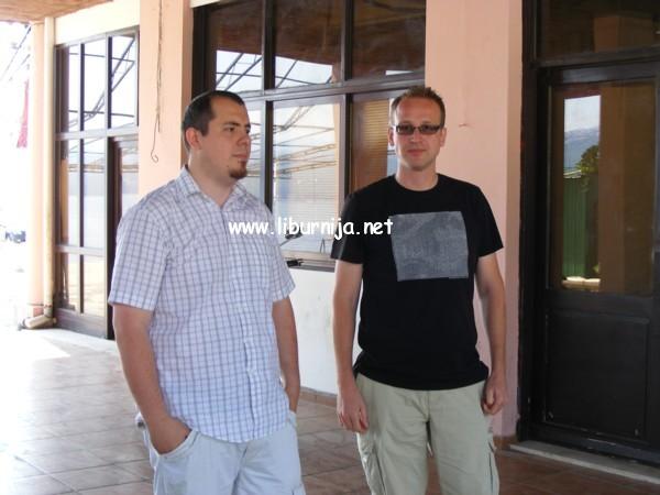 Arhiva Liburnija.net: Tomislav Lesinger i Robert Kurelić