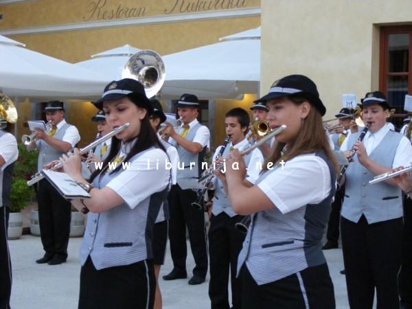 Liburnija.net: Glazbeno društvo Spinčići @ Kastafsko kulturno leto