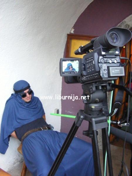 Liburnija.net: Snimanje trailera za festival Liburnicon @ Volosko