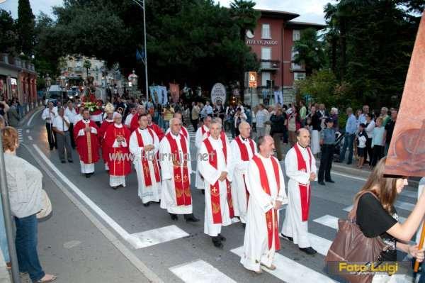 Liburnija.net: Proslava blagdana Sv. Jakova @ Opatija