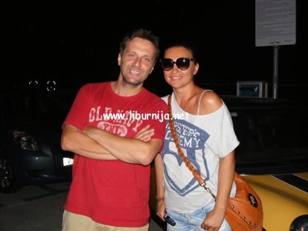 Liburnija.net: Ante Gelo i Nina Badrić @ Volosko