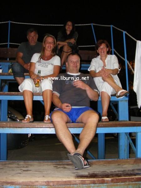 Liburnija.net: Vjerni navijači na tribinama @ Volosko