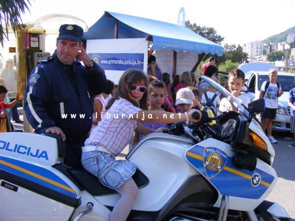 Liburnija.net: Svi su htjeli sjest na motor @ Slatina