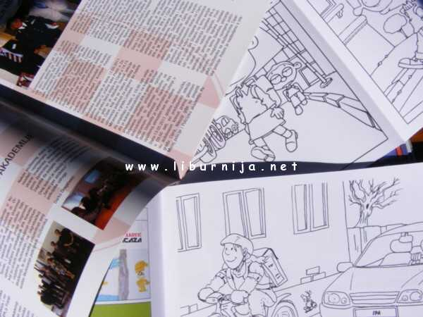 Liburnija.net: Promotivni materijal - Brošure, bojanke, letci... @ Slatina