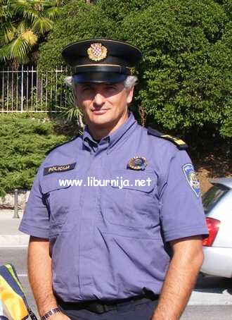 Damir Brnas načelnik PP Opatija