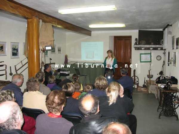 Liburnija.net: Predavanje @ Veprinac