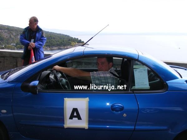 Liburnija.net: Dragan Hlanuda @ 1. Opatijski autoslalom