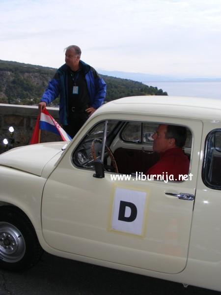 Liburnija.net: Milovan Bučić @ 1. Opatijski autoslalom