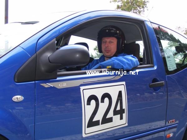 Liburnija.net: Tihomir Pašić @ 1. Opatijski autoslalom